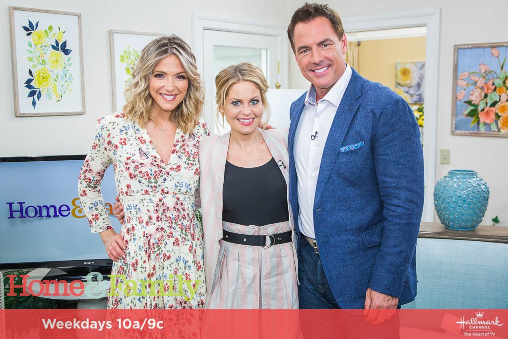 Home Family On Twitter MON Candacecbure Is Back In Our House