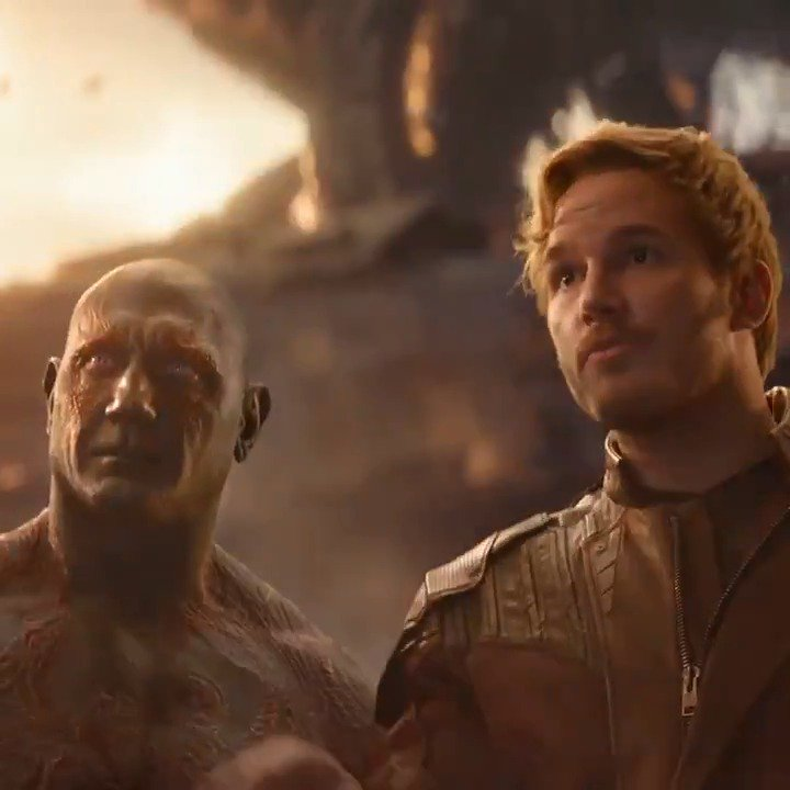 Marvel Studios @Avengers: #InfinityWar is the #1 movie in the world for two weeks in a row. See it again: fandango.com/infinitywar