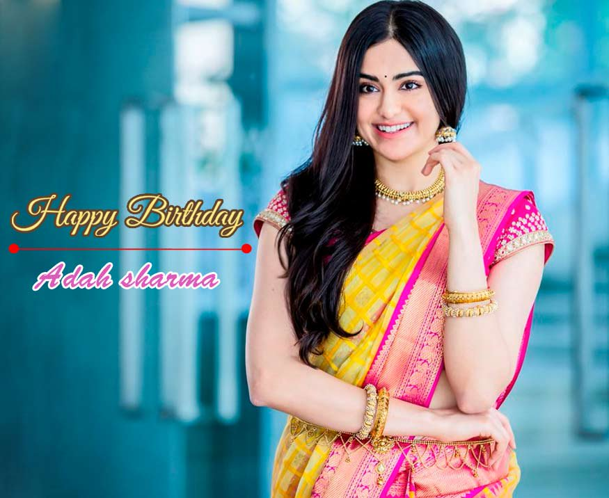 Wishes the bubbly and gorgeous a very happy birthday!