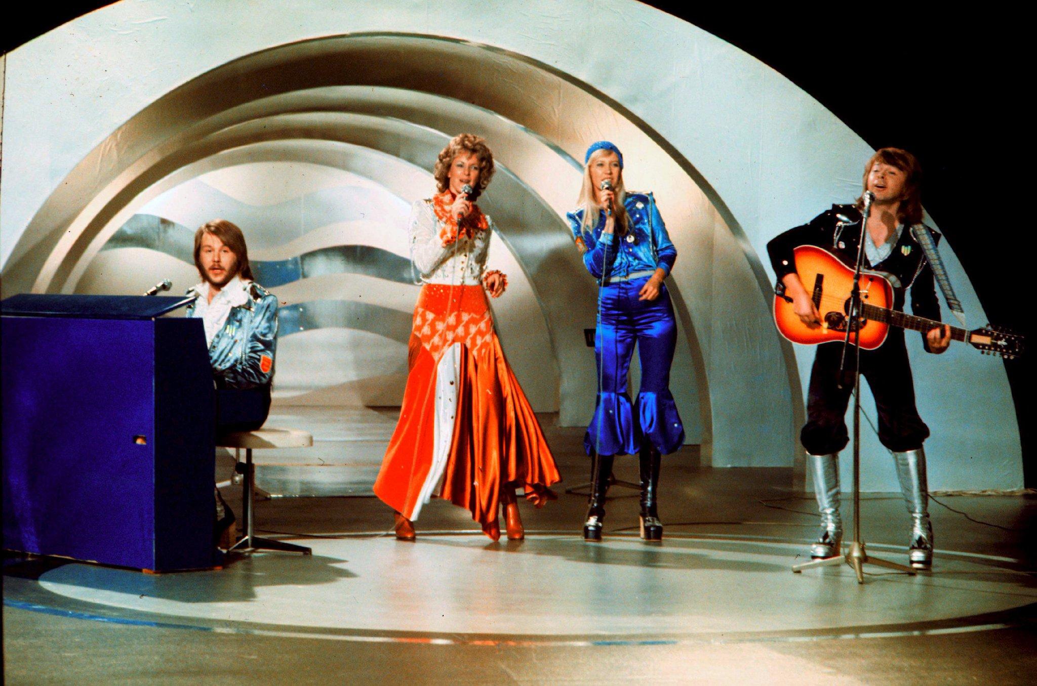 ABBA Classics Sung in Swedish (and Spanish) — https://t.co/DWSWxuihvD https://t.co/fL42QxxqGp