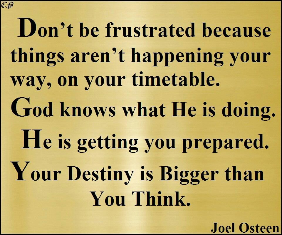 how to know if he is your destiny