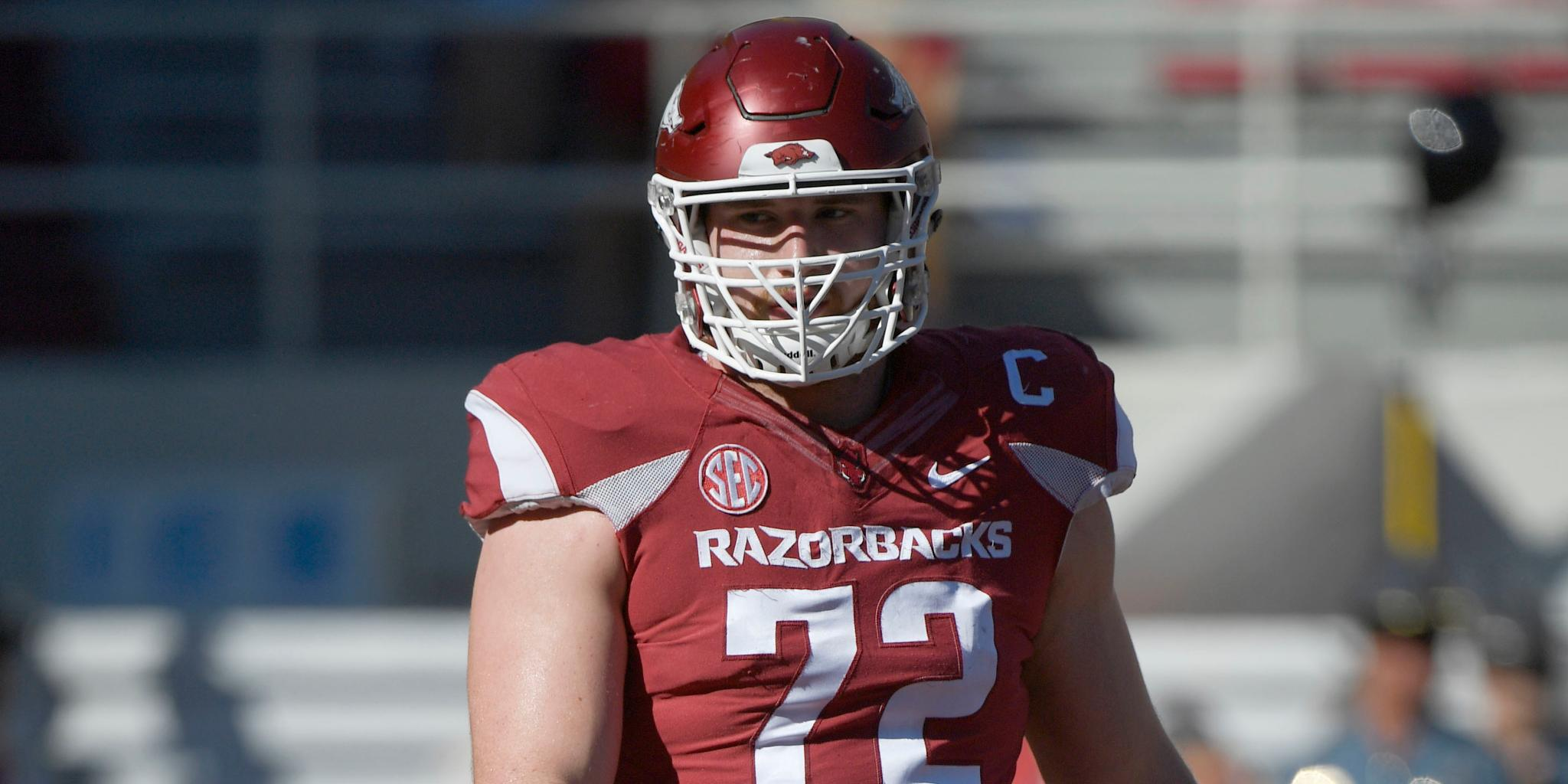 .@Lions sign first-rounder Frank Ragnow (@KNARFWONGAR) to rookie deal: https://t.co/2egiZcsdUs ` https://t.co/TojvCgL3wt