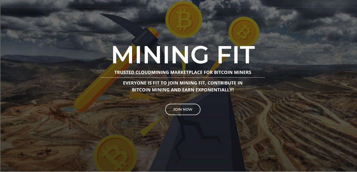 miningfit hashtag on Twitter