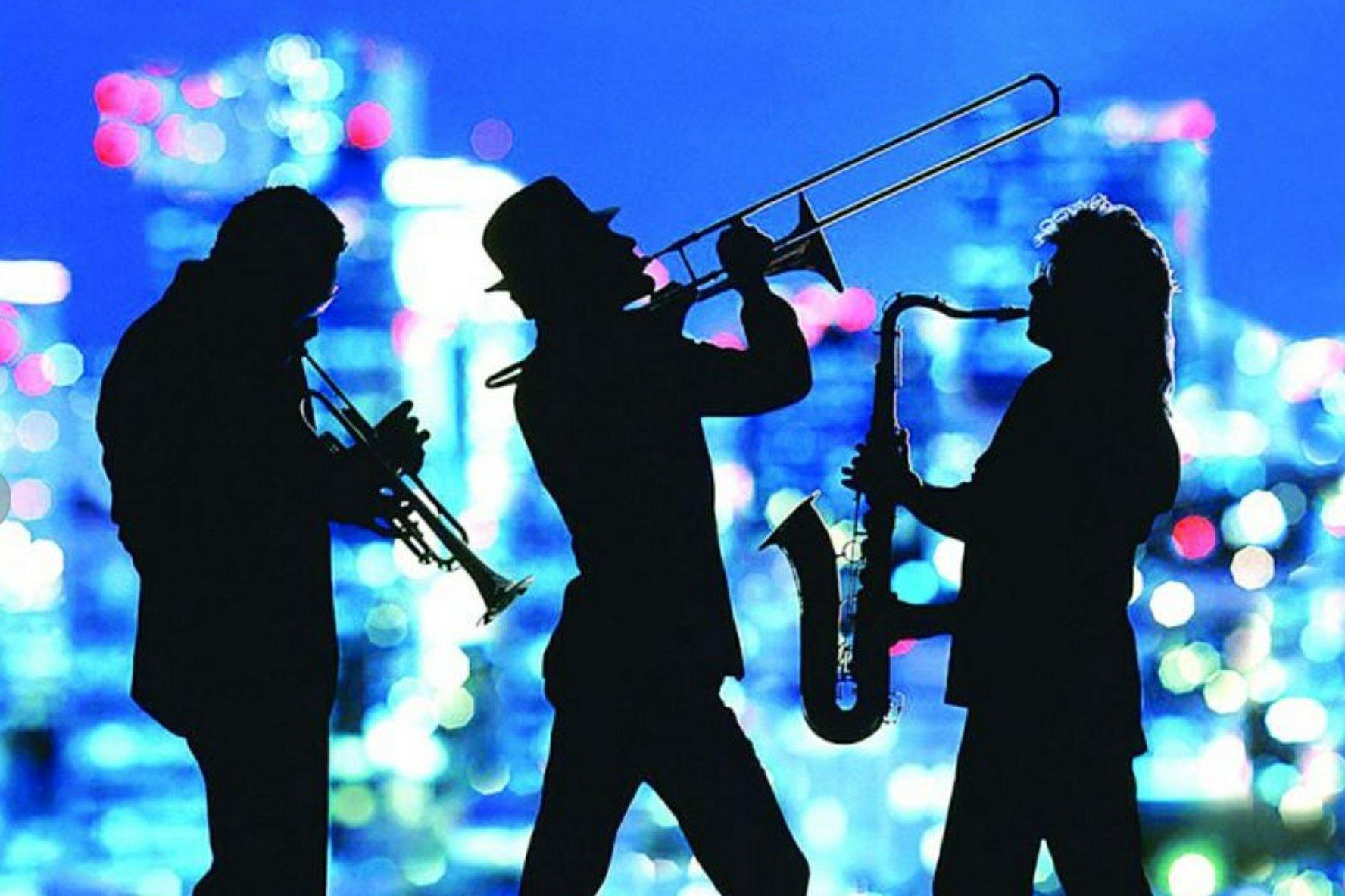 красивый ночной джаз фото этот день блистать