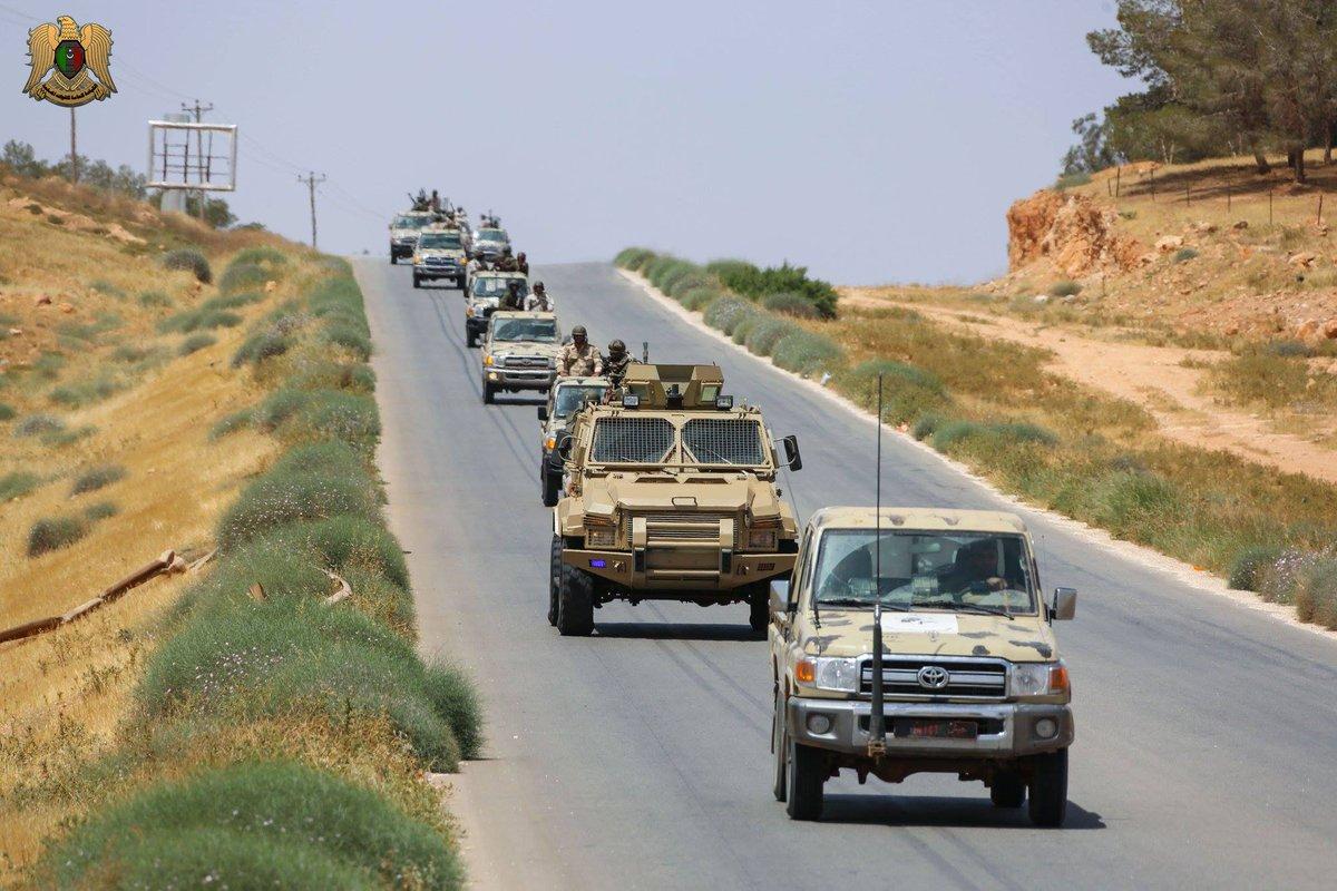Туманное ливийское будущее