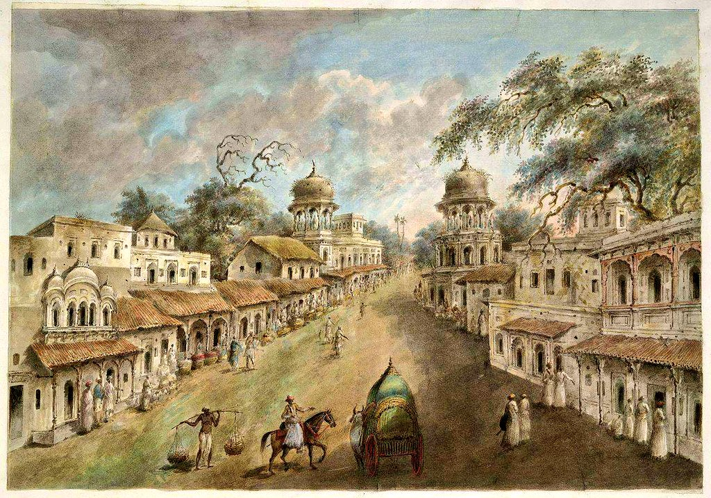 Ancient India: Looking through old paintings and photographs