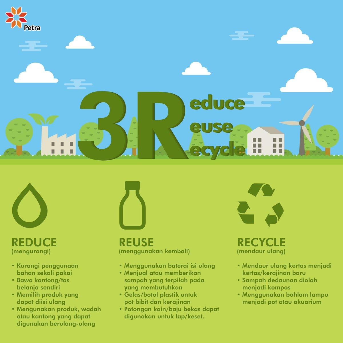 12 cara mudah mengurangi polusi yuk