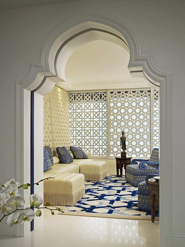 Laura On Twitter Arabic Interior Style Reminds People Of