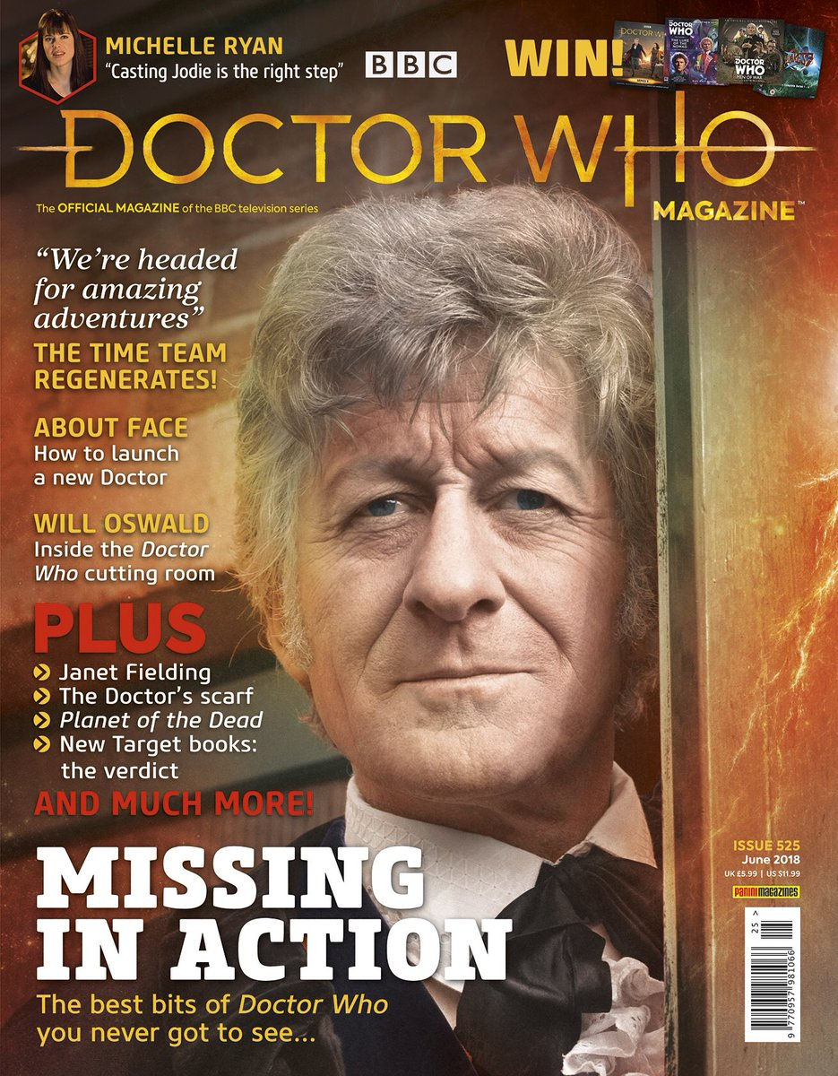 DWM #525: Missing In Action