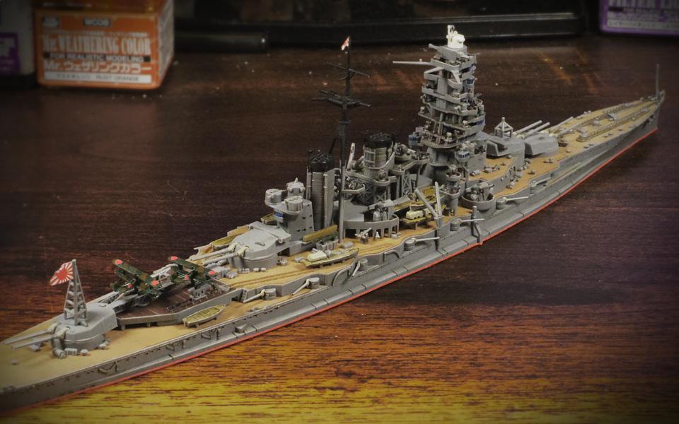 フジミ 艦NEXT比叡