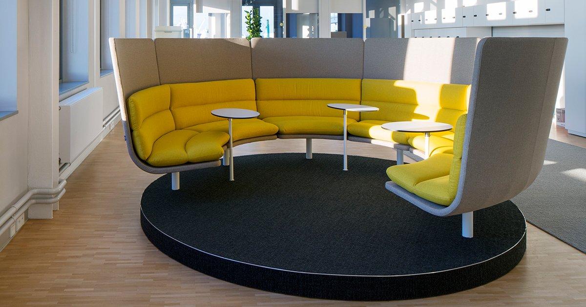 Kantoorinrichting Van Twitter : Welk design past bij de werkplek van de toekomst