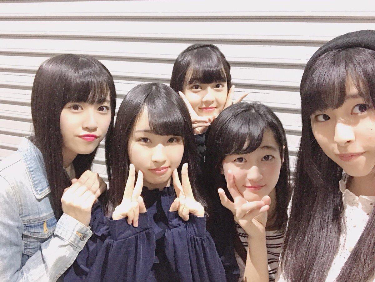"""STU48: STU48 On Twitter: """"沖ちゃんも一緒に😊 #STU48研究生 #ドラフト3期生 #中村舞 #沖侑果"""