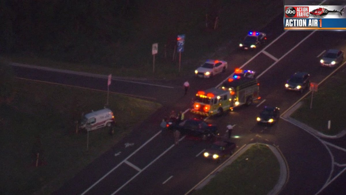 Tampa Bay Traffic On Twitter Action Air 1 Update Theyve Opened 1 Lane Eb Fowler As You Head To I 75 Delays Expected