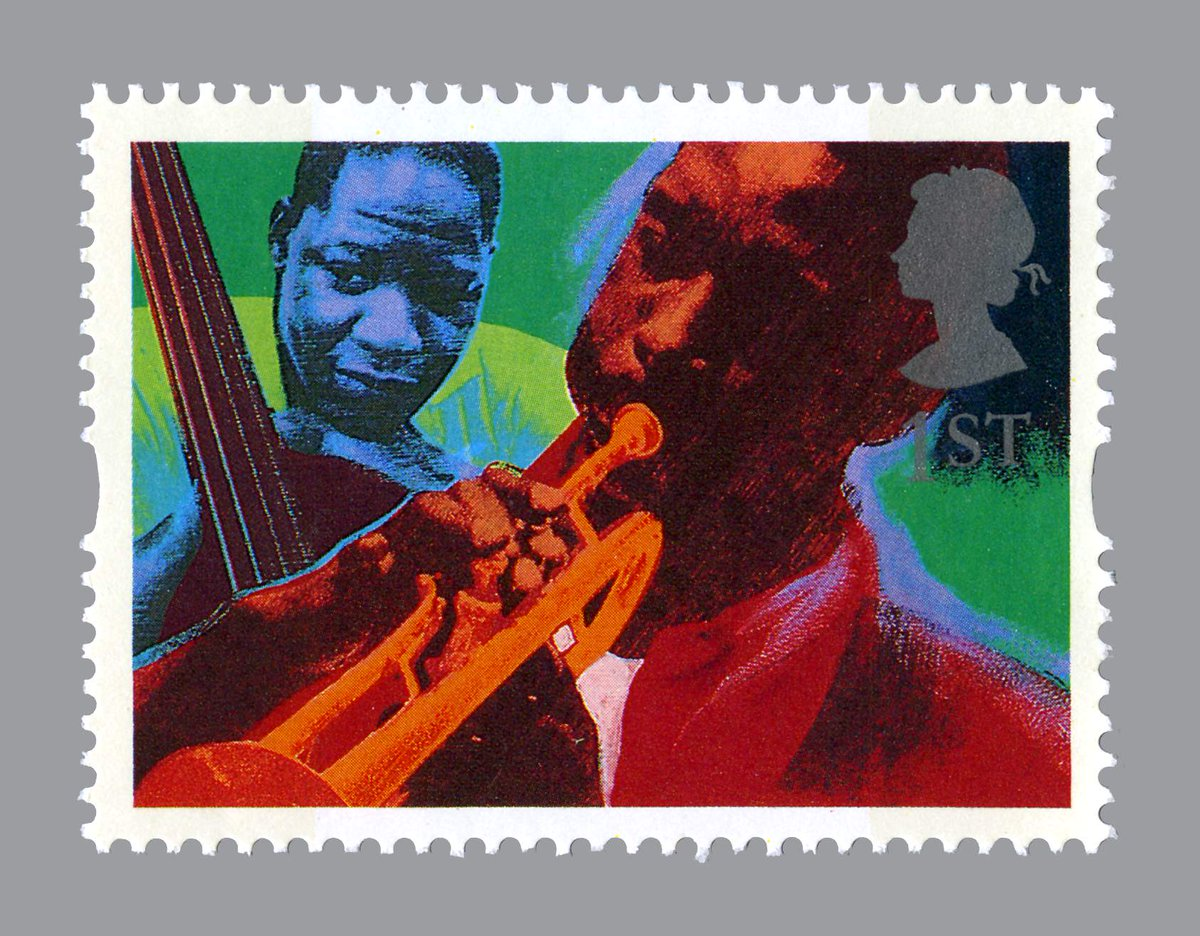 Royal mail stamps on twitter happy international jazzday we are royal mail stamps on twitter happy international jazzday we are celebrating the day by looking back at our greetings stamp of 1995 m4hsunfo