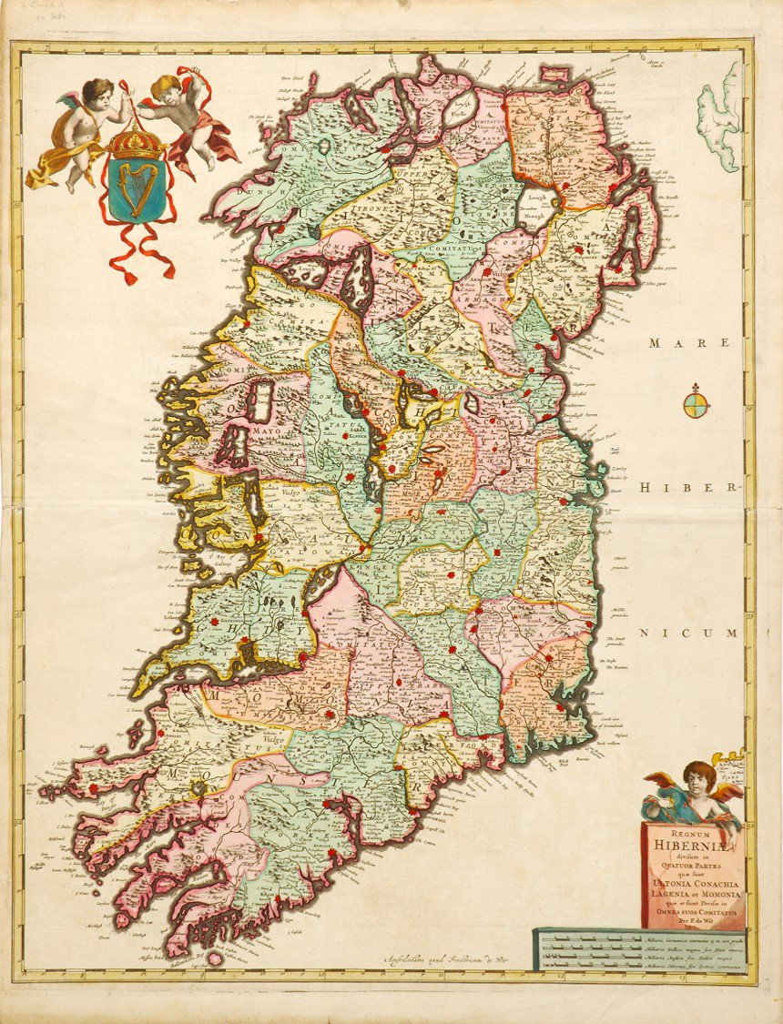 Os Map Of Ireland.Qub Special Collections On Twitter Check Out Our Excellent