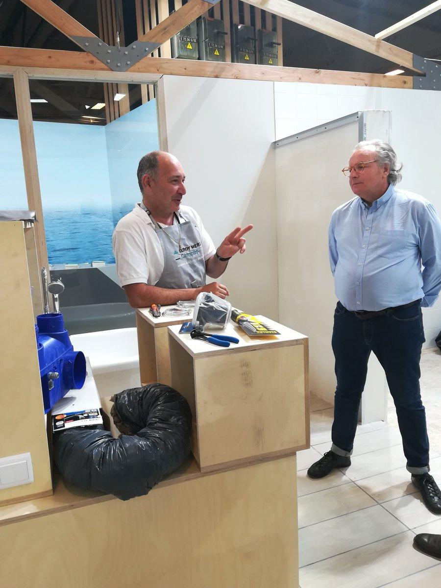 Atelier Indispensable Dans Une Salle De Bain Nous Allons Vous Apprendre Aujourdhui A Installer VMC Laide Nos Experts Leroymerlin