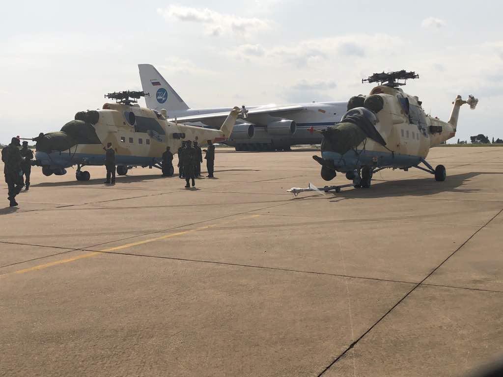 روسيا ستورد 10 مروحيات Mi-35M الى نيجيريا في العام 2018  DcC--pCWkAA6peN