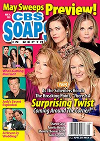 Is Sharon about to crack? Check out the preview in our new issue... #YR45