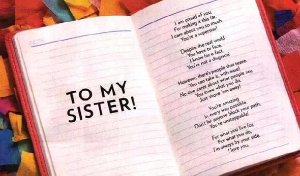 Book sitas pdf sister