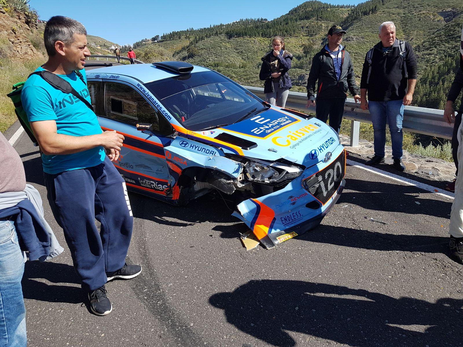 Rally Islas Canarias 2018 ERC DcC1Gv7XcAIVU7-