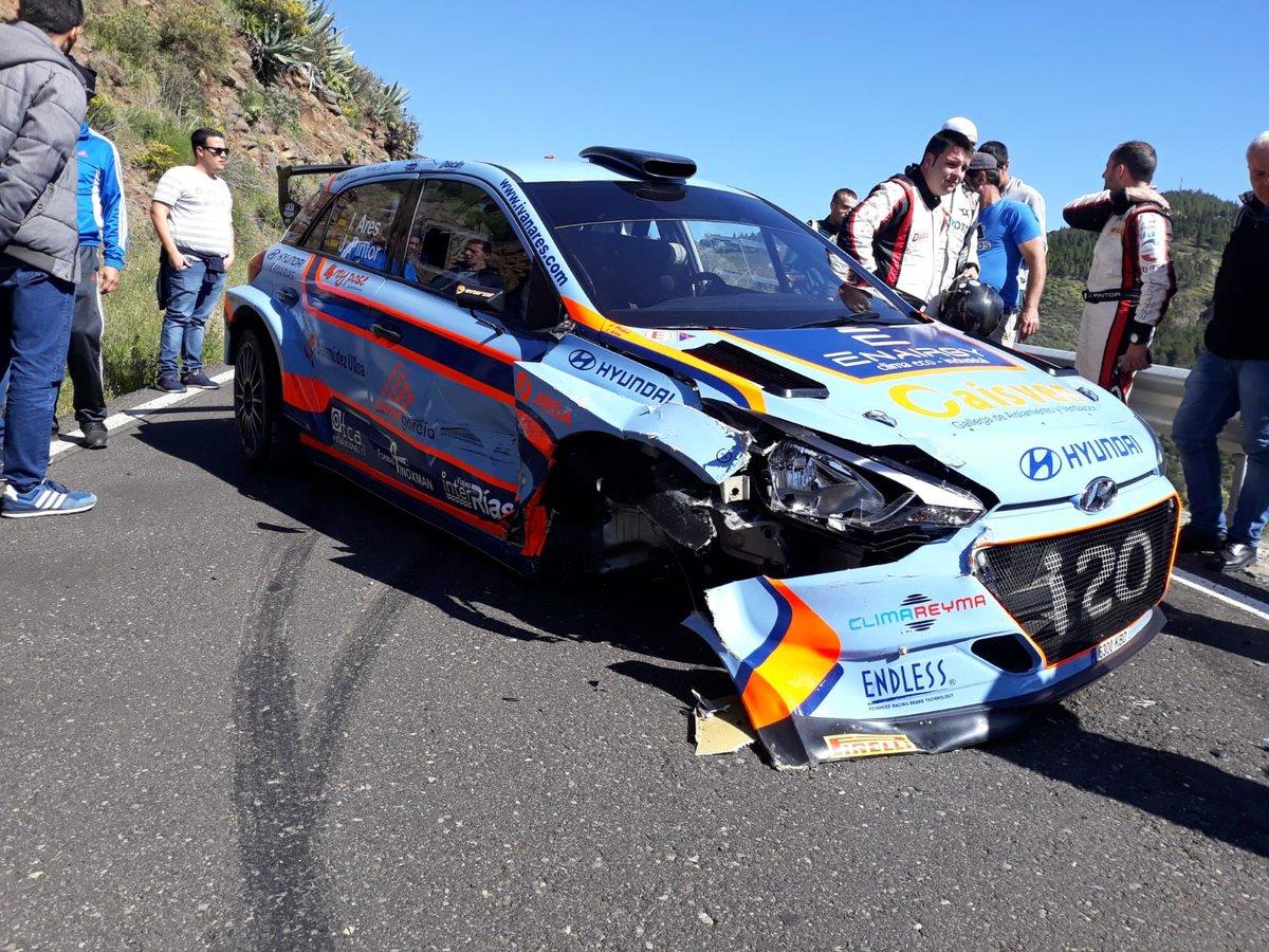 Rally Islas Canarias 2018 ERC DcC1mz-XkAAvVlK