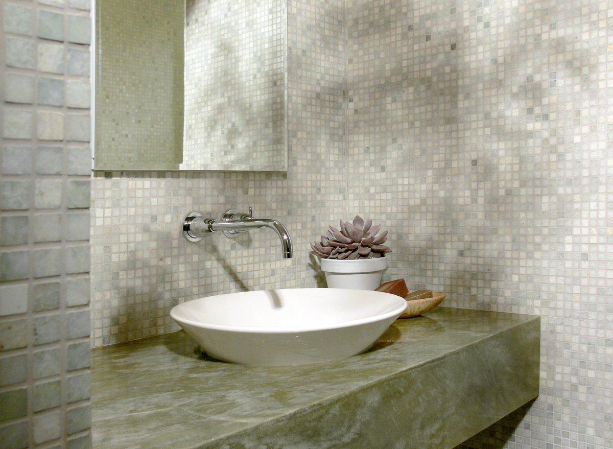 This Nyc Soho Bathroom By George