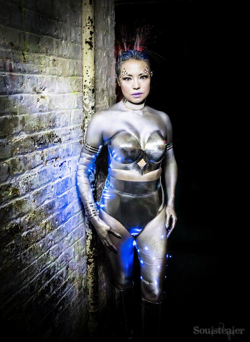 Sci Fi Latex Erotica