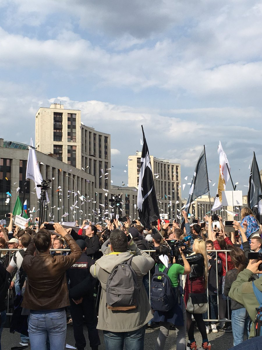 Митинг в Москве в защиту интернета. 30.04.2018