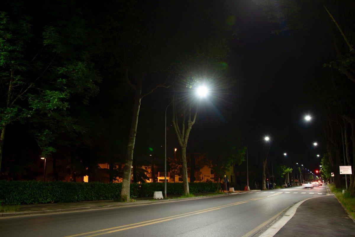 La soluzione per l illuminazione dei marciapiedi di piazza