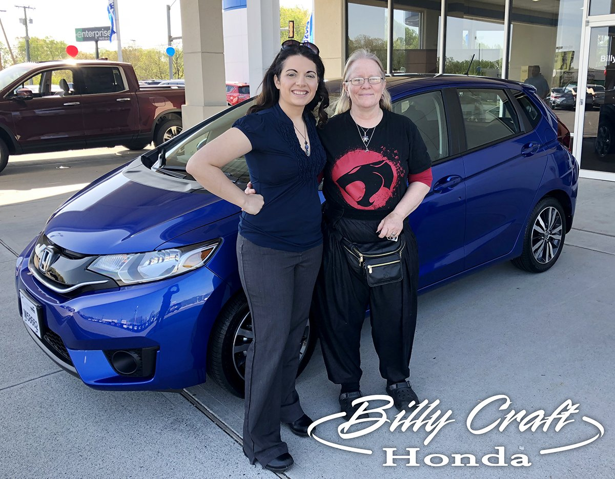 Billy Craft Honda >> Billy Craft Honda On Twitter Congratulations To Ruth Who