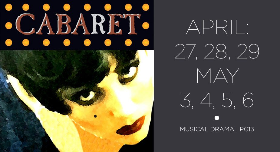 Cabaret: Enter into a 1920's Berlin Nightclub - Opening April 27th! https://mailchi.mp/oldoperahouse/cabaret-enter-into-a-1920s-berlin-nightclub … #theatre #theater #liveperformance #play #musical