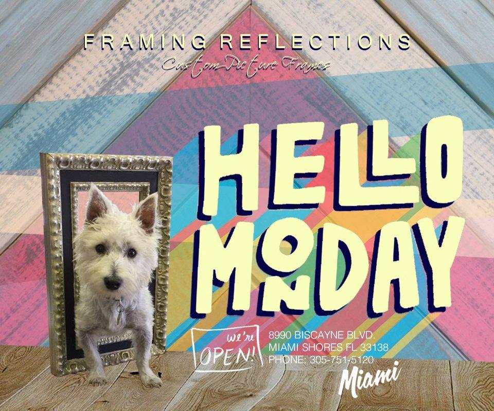 Ungewöhnlich Framing Miami Fotos - Benutzerdefinierte Bilderrahmen ...