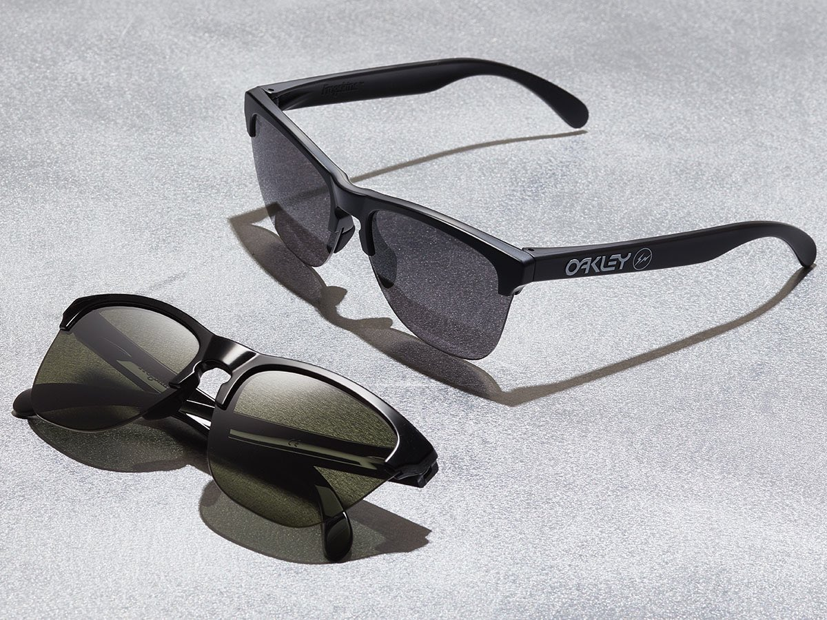 99bc31116d Get ready to meet the new  Frogskins Lite — a collaboration with the legend  Hiroshi