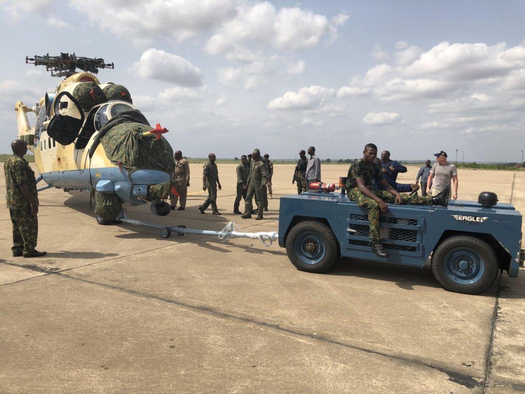 روسيا ستورد 10 مروحيات Mi-35M الى نيجيريا في العام 2018  DcCgIc5XkAED7Q6