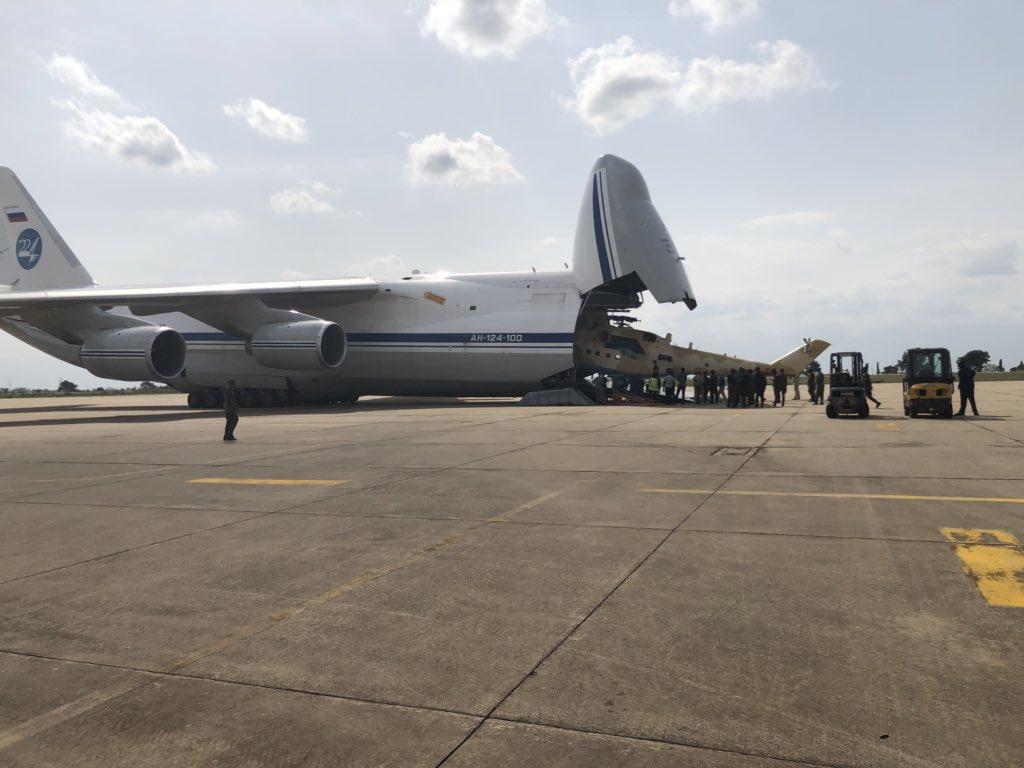 روسيا ستورد 10 مروحيات Mi-35M الى نيجيريا في العام 2018  DcCgIdMX0AAmARe