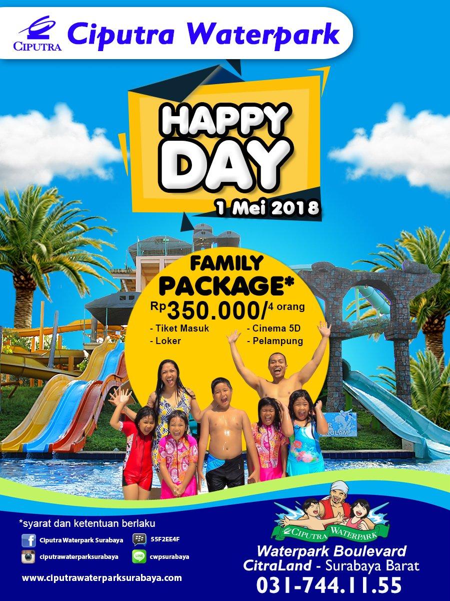 """Event Surabaya no Twitter: """"Nikmati promo paket keluarga special"""