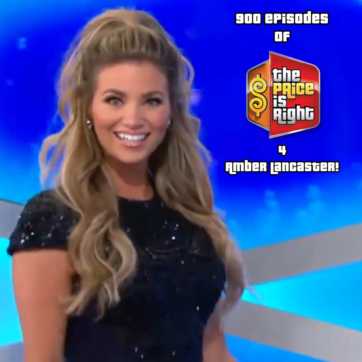 "Amber Lancaster From The Price Is Right ryan blemenschutz on twitter: ""congratulations to"
