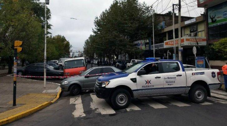 San Justo | En golpe comando, falsos policías coparon una comisaría para liberar presos