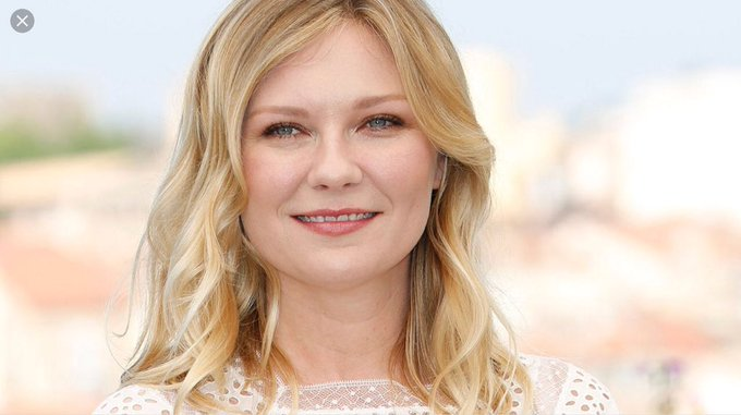 Wishing talented actress Kirsten Dunst a Happy 36th Birthday!