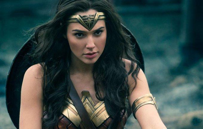 Happy Birthday to Wonder Woman\s Gal Gadot (33yo) and Emily Carey (15yo)