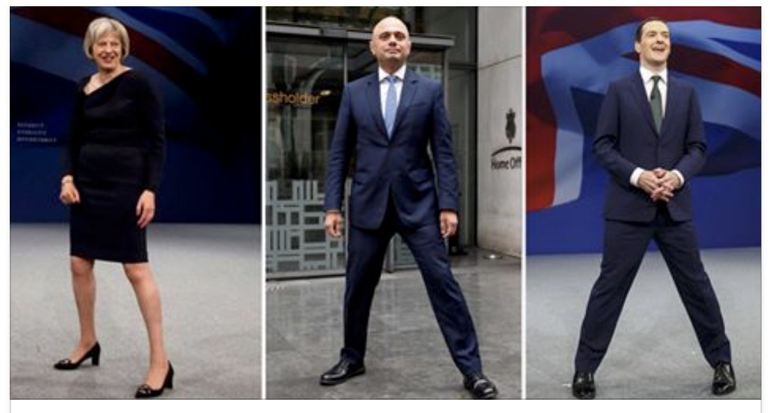 Image result for tory power stance