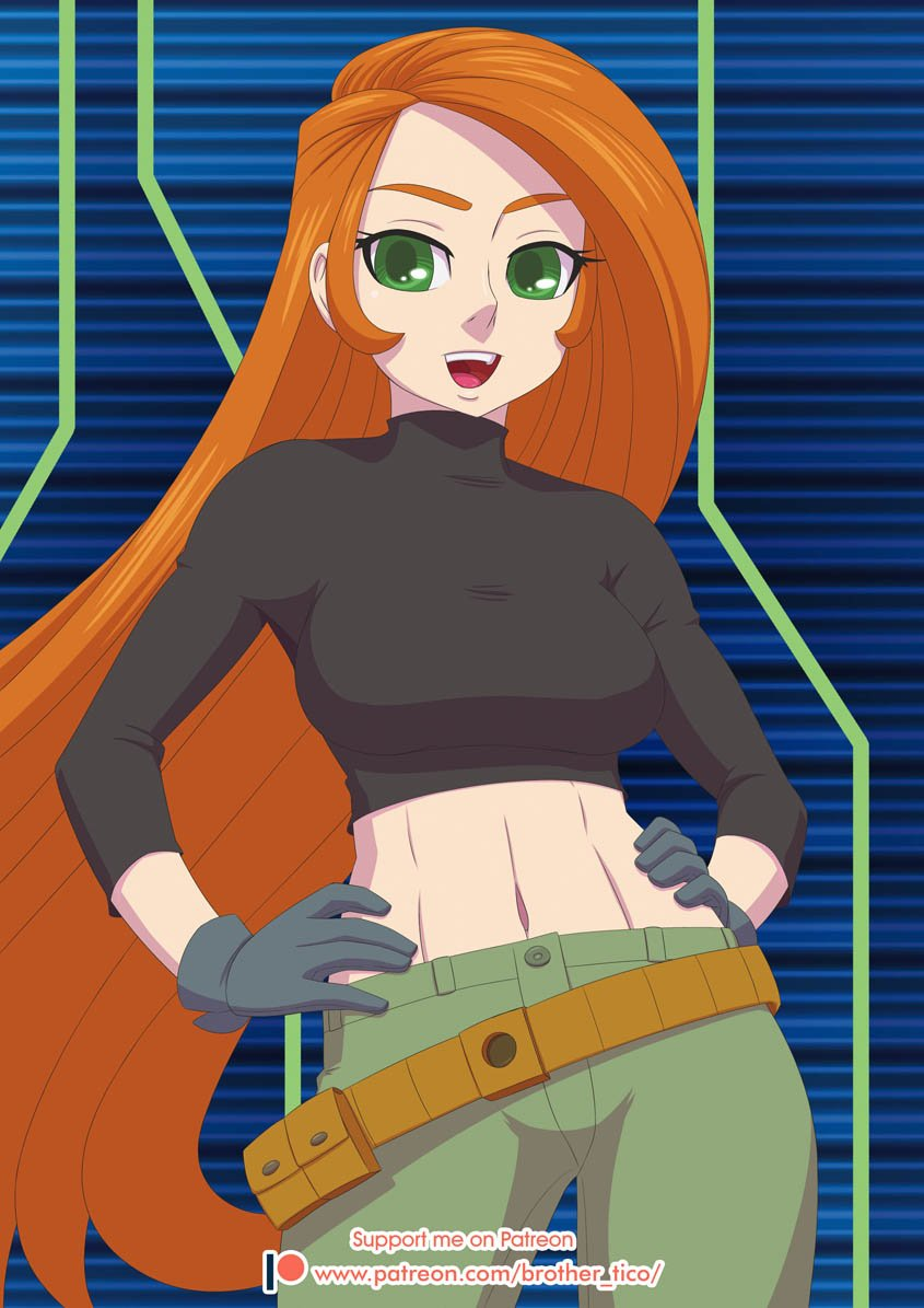 Sexy kim possible in bekini cartoon porn opinion