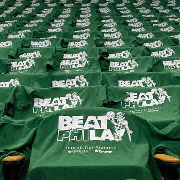 Game On! 76ers @ Celtics - April 30, 2018 - Game 1 Eastern Semifinals DcDKzJ3W0AEtu-M