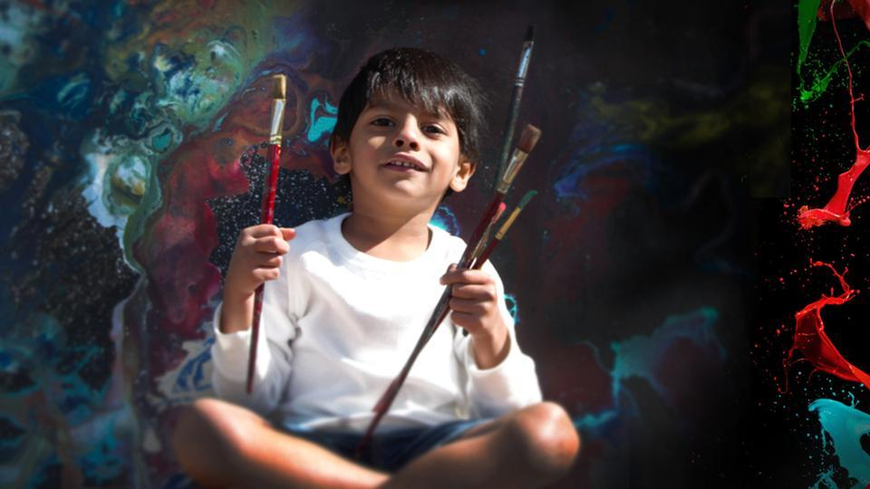 Masterpieces before bedtime: Art world abuzz over Indian-origin child prodigy's paintings, reports @anirudhb https://t.co/S0LlbOIJcD