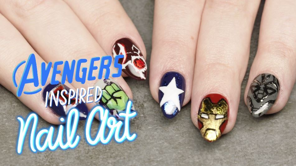 Who needs a gauntlet when you've got nails like these? �� #InfinityWar https://t.co/qekuHyLuW0
