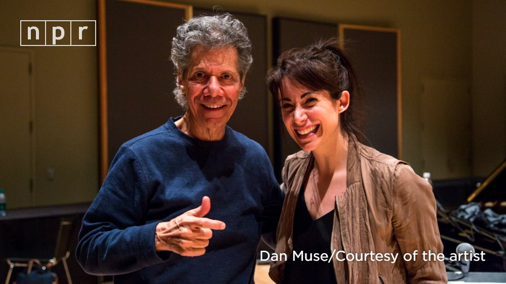 Reloaded twaddle – RT @nprmusic: On @worldcafe, hear revered jazz pianist Chick Corea (@chickcorea)...