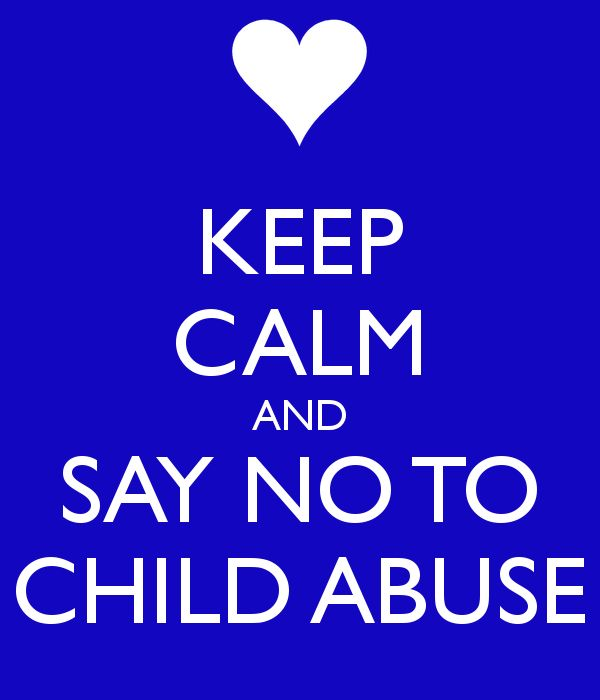 understanding and overcoming child abuse Recognizing child abuse: what parents should know (pdf) - lists signs and symptoms of child abuse in children and in their parents (prevent child abuse america) understanding and preventing child abuse and neglect - a clear, objective explanation of the effects of child sexual abuse, the chances of recovery, and strategies for prevention.