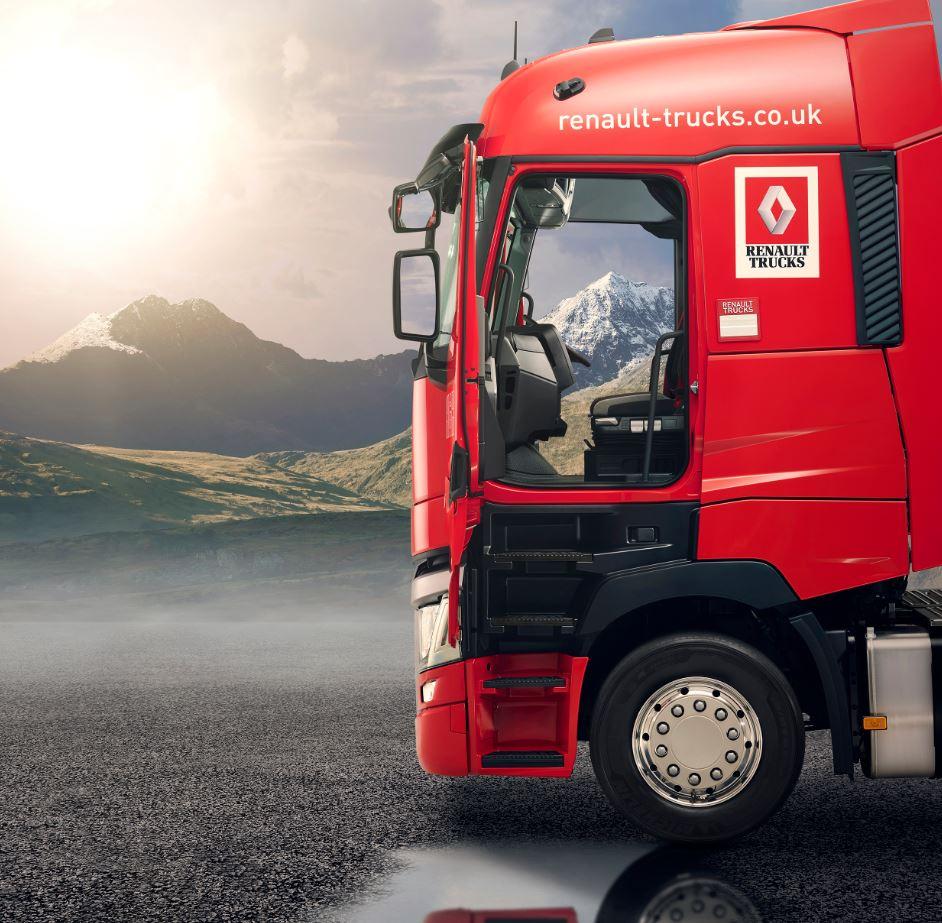 Renault Trucks: Renault Trucks UK (@RenaultTrucksUK)