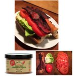 Image for the Tweet beginning: BLT with Sauces 'n Love