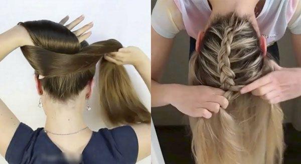 Saludmovil On Twitter Video Wow Todos Los Estilos De Peinados